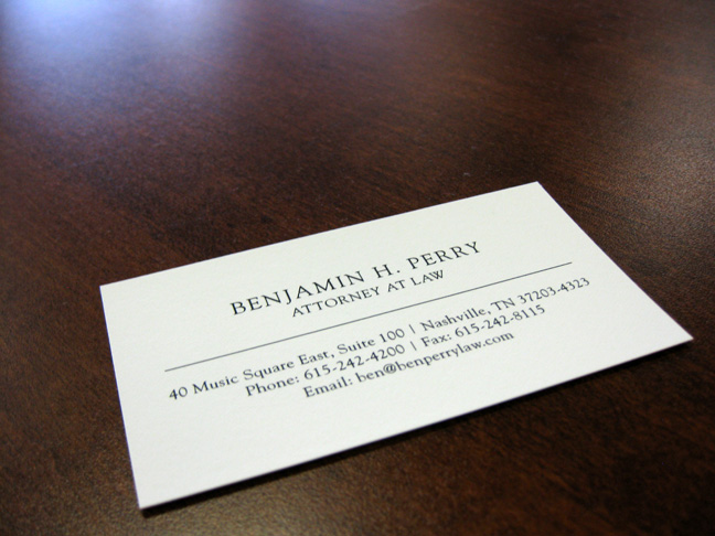 Gallery For Attorney Business Cards Design